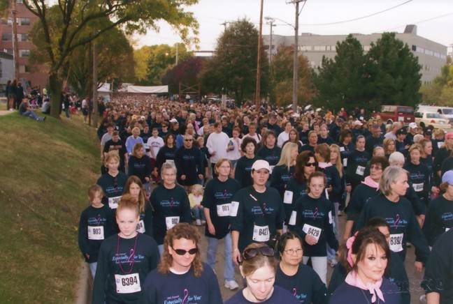 2008 Event Walking