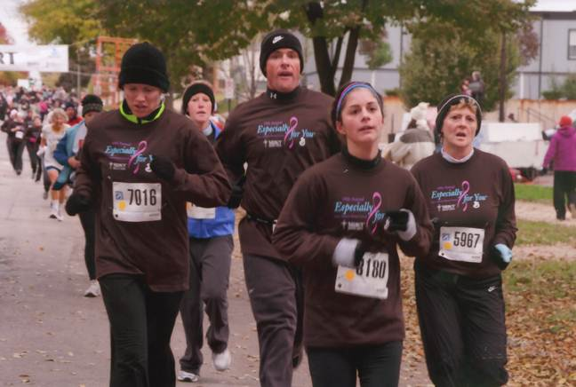 2009 Event Runners